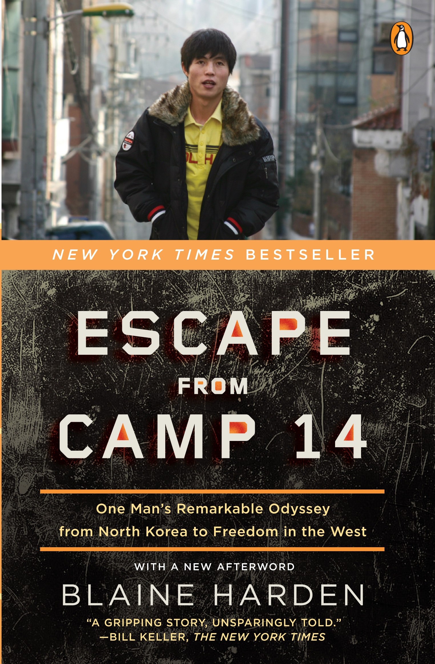 Image result for escape from camp 14